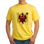 Gamer Yellow T-Shirt