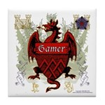 Gamer Tile Coaster