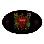 Gamer Oval Sticker (10 pk)
