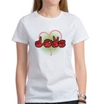 Love with Heart Women's T-Shirt
