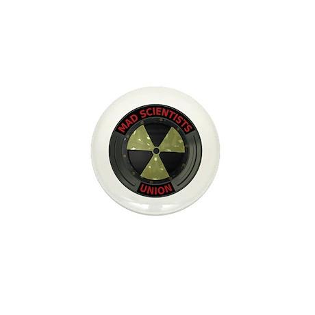 Mad Scientist Union Radioacti Mini Button (100 pac