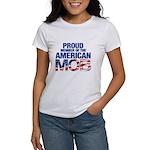 Proud Member of American MOB Women's White T-Shirt