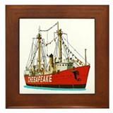 Cool Lightship Framed Tile