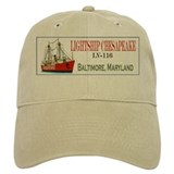 Funny Coast guard ships Baseball Cap