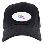 Black Cap gorra wise latina sonia sotomayor