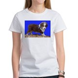 Red Tri Australian Shepherd Puppy Tee