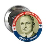 Harry Truman - 2.25&quot; Button