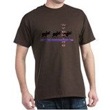 Wyoming Moose T-Shirt
