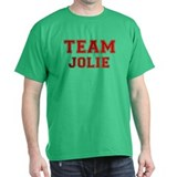 Team Jolie Black T-Shirt