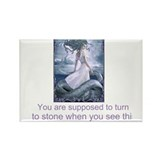 Greek mythology myths Roman Rectangle Magnet (100