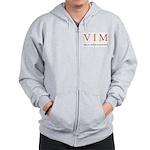 Visual Image Marketing Zip Hoodie