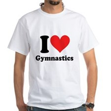 I heart Gymnastics: Shirt