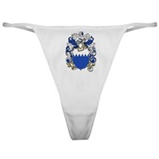 Beckham Coat of Arms Classic Thong