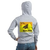 power of the WALRUS! Zip Hoody