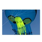 Octopus For Two Postcards (Package of 8)