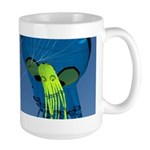 Octopus For Two Large Mug