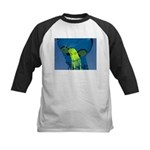 Octopus For Two Kids Baseball Jersey