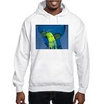 Octopus For Two Hooded Sweatshirt