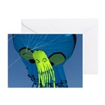 Octopus For Two Greeting Cards (Pk of 20)