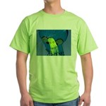 Octopus For Two Green T-Shirt