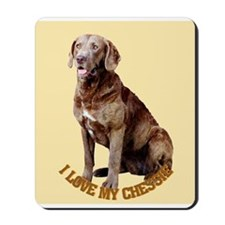 Chessie Love Mousepad