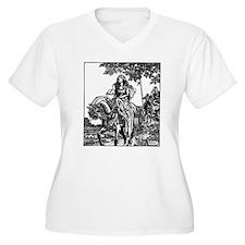 Maiden Riding T-Shirt