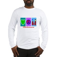 phlebotomist III Long Sleeve T-Shirt