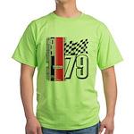 Mustang 1979 Green T-Shirt