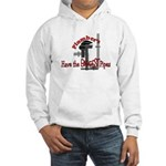 plumbers Hooded Sweatshirt