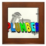 plumbers Framed Tile