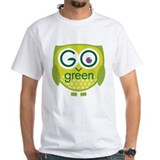 Go Green Owl Shirt