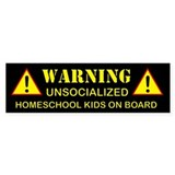 Cute Schools Bumper Stickers