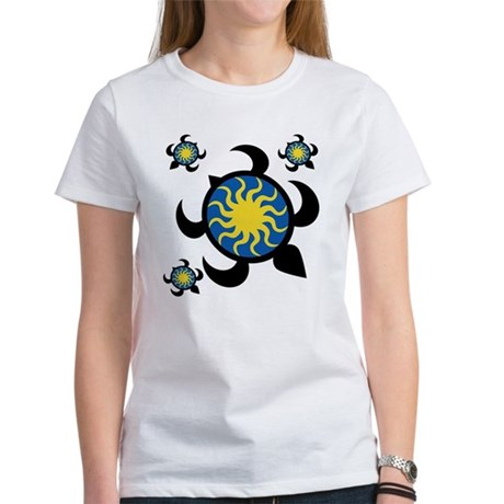 Sun Turtles Women's T-Shirt