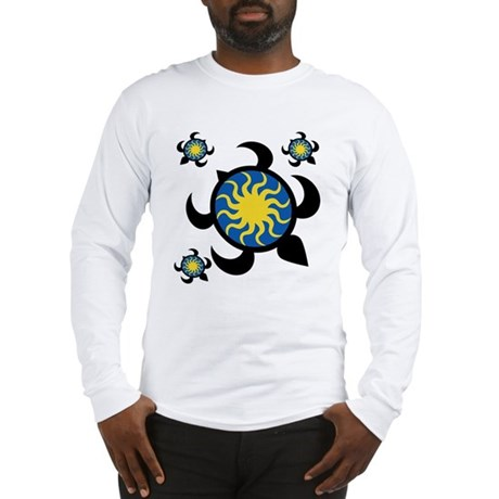 Sun Turtles Long Sleeve T-Shirt