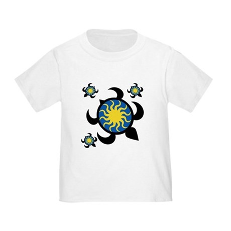 Sun Turtles Toddler T-Shirt