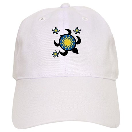 Sun Turtles Cap