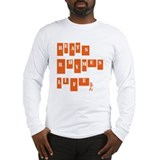 beats rhymes life Long Sleeve T-Shirt