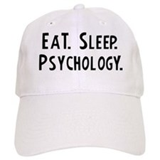 Eat, Sleep, Psychology Baseball Cap