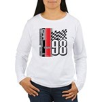 Mustang 1998 Women's Long Sleeve T-Shirt