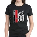 Mustang 1998 Women's Dark T-Shirt