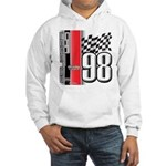 Mustang 1998 Hooded Sweatshirt