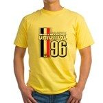 Mustang 1996 Yellow T-Shirt