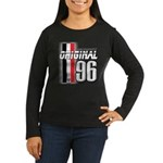 Mustang 1996 Women's Long Sleeve Dark T-Shirt