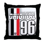 Mustang 1996 Throw Pillow