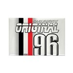 Mustang 1996 Rectangle Magnet (100 pack)