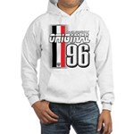 Mustang 1996 Hooded Sweatshirt