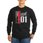 Mustang 2001 Long Sleeve Dark T-Shirt