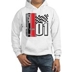 Mustang 2001 Hooded Sweatshirt