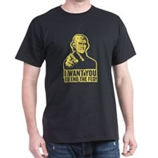 Jefferson End the Fed T-Shirt