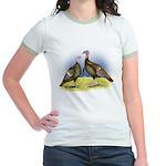 Rio Grande Wild Turkeys Jr. Ringer T-Shirt
